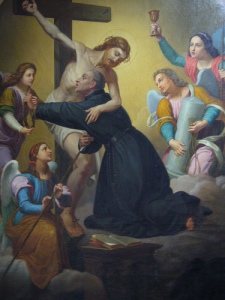 St. Paul of the Cross, founder of the Passionists